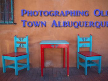 Photographing Albuquerques Old TownSouthwestern Symbols